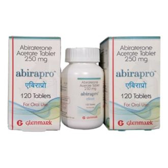 Abiraterone Acetate 250mg Abirapro Tablet
