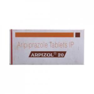 Aripiprazole 20mg Arpizol Tablet