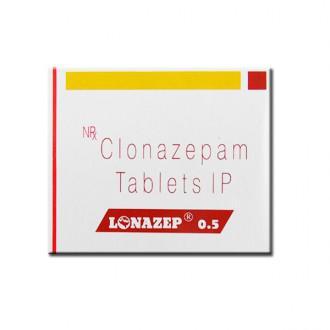 Clonazepam 0.5mgLonazep Tablet