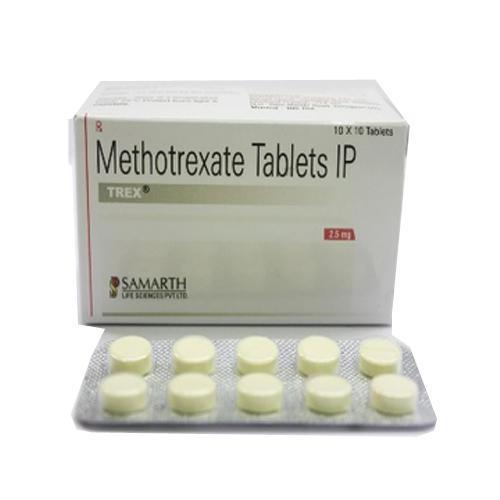 Methotrexate 2.5mg Trex Tablet