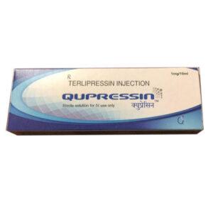 Terlipressin 1mg Qupressin Injection