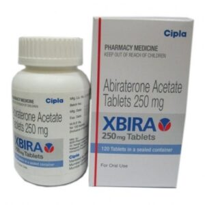 Abiraterone Acetate 250mg Xbira Tablet