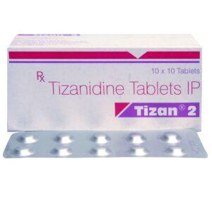 Tizan 2 Tablet