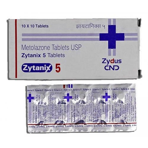 Zytanix 5 Tablet