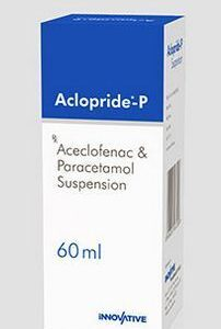 Aclopride P Syrup