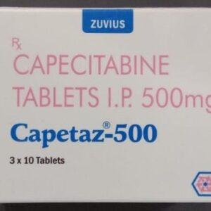 Capetaz 500mg tablet