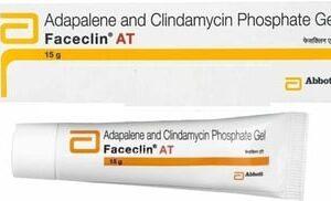 Faceclin At Gel