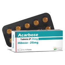 Hibose 25mg Tablet