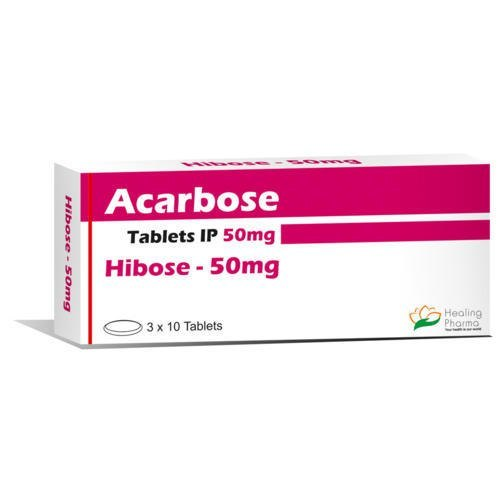 Hibose 50mg tab