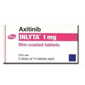 Inlyta 1mg tablet