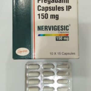 Pregabalin 150mg Capsule Nervigesic