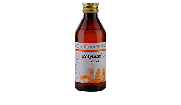 Polybion 250ml syrup