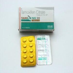 Tamoxifen 20mg Tablet Tamilong