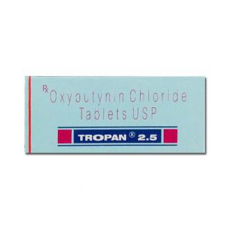Tropan tablet