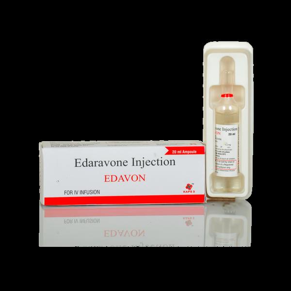 Edavon injection