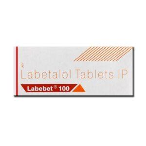 Lababet 100mg tablet