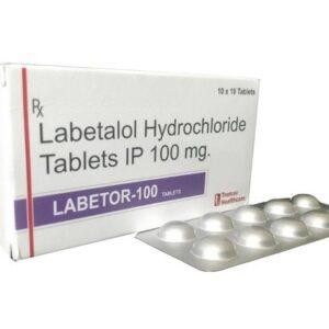 Labetor 100mg tablet