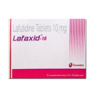 Lafaxid 10mg tab