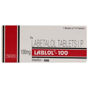 lablol 100mg tab