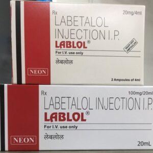lablol 20mg injection