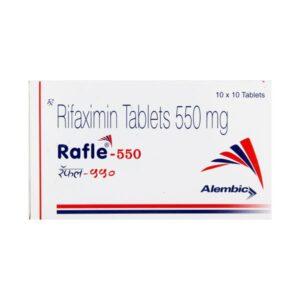 Rafle 550mg tablet