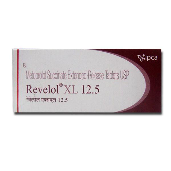 Revelol XL 12.5mg tab