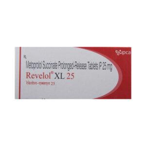 Revelol XL 25mg tab