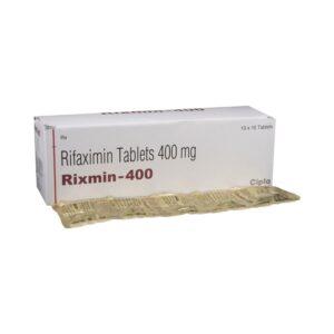 Rixmin 400mg tablet