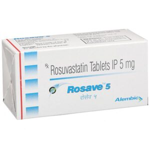 Rosave 5mg tablet