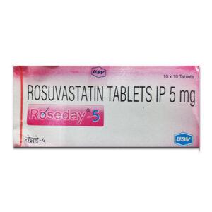 Roseday 5mg tablet