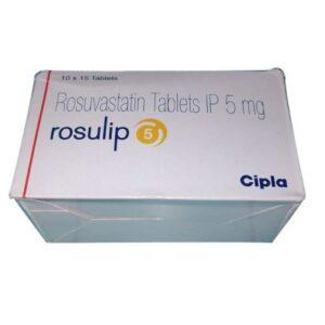 Rosulip 5mg tablet