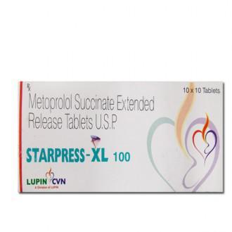 Starpress XL 100mg tab