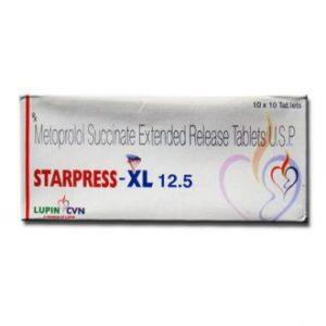 Starpress XL 12.5mg tab