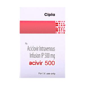 Acyclovir 500 mg