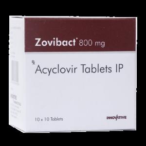 Acyclovir Dispersible