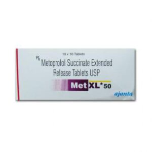 metxl 50mg tab
