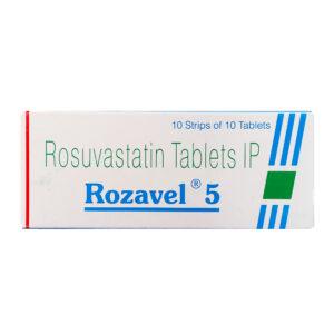 rozavel 5mg tablet