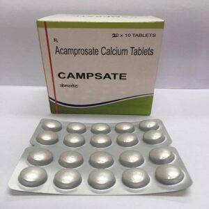 Acamprosate Campsate Tablet
