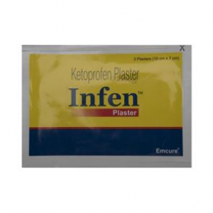 Ketoprofen 30mg Infen Plaster