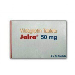 Jalra 50mg tablet