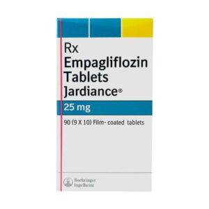 Empagliflozin 25mg Jardiance Tablet