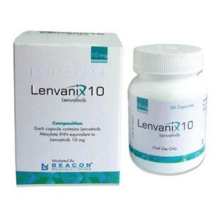 Lenvanix 10mg Capsule