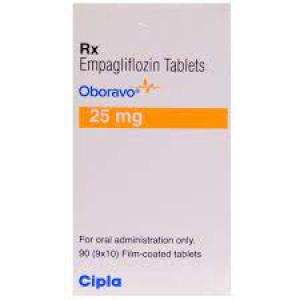 Empagliflozin 25mg Oboravo Tablet