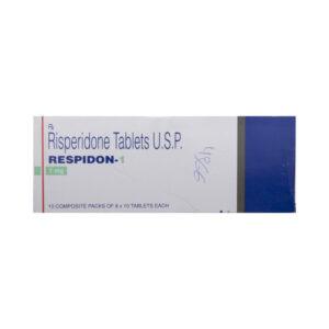 Respidone 1 Tablet