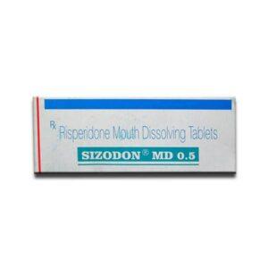 Sizodon MD 0.5 Tablet
