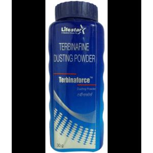 Terbinafine 30g Terbinaforce Powder