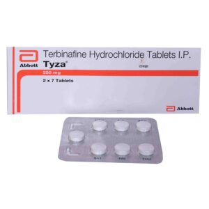 Terbinafine 250mg Tyza Tablet