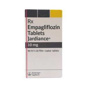 Empagliflozin 10mg Jardiance Tablet