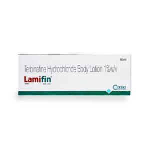 Terbinafine 60ml Lamifin