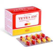 Tetracycline 250mg Tatramax
